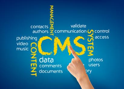 système de gestion du contenu