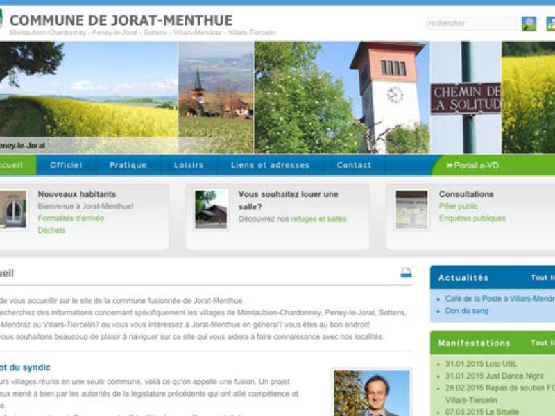 commune de Jorat-Menthue