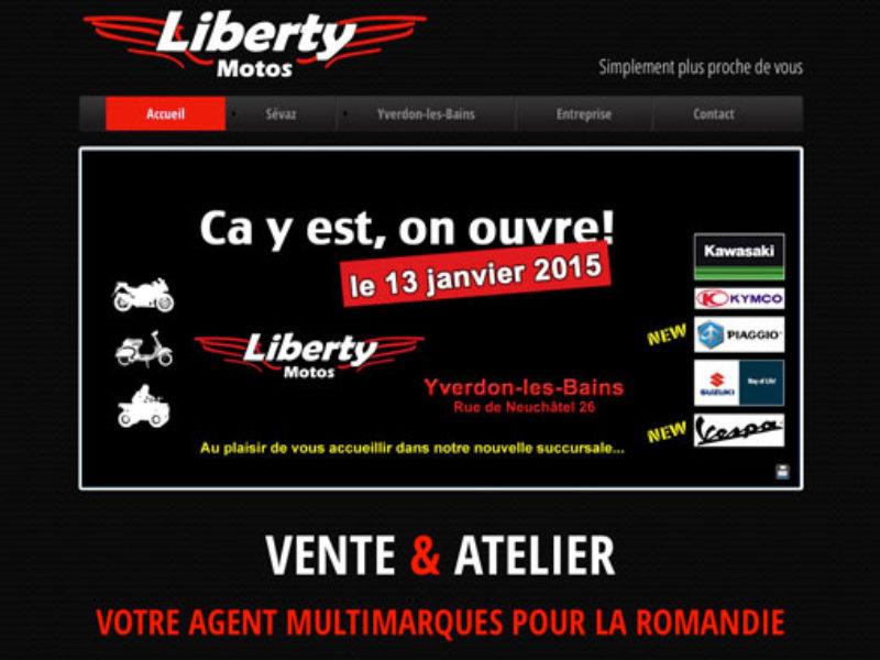 liberty motos