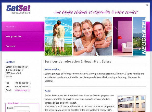 site internet pour entreprises