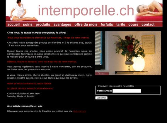intégration de cms dans site web existant