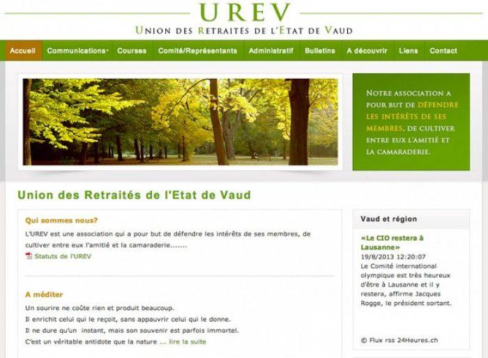 site web pour association
